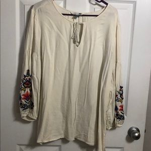Old Navy Tunic shirt size L -Used